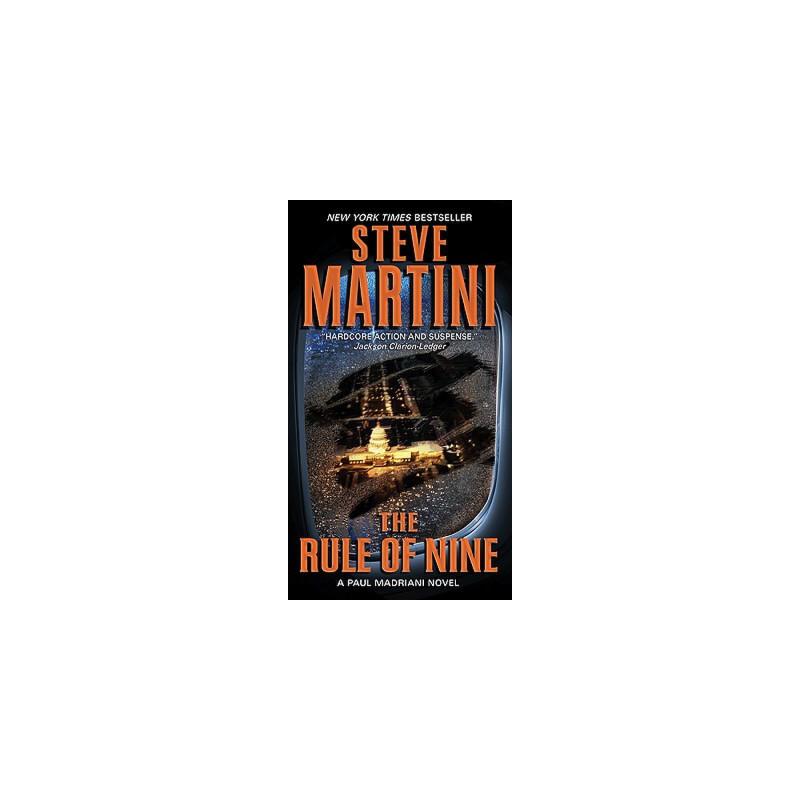 【预订】The Rule of Nine  A Paul Madriani Novel 预订商品,需要1-3个月发货,非质量问题不接受退换货。