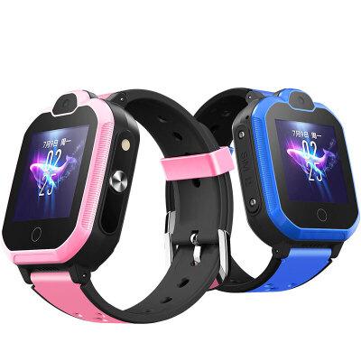 【限时抢】智力快车 儿童电话手表 MX60智能语音问答定位手表 学生儿童移动4G拍照游泳手表手机玩具 【现在已停止发货,2月1日恢复发货】