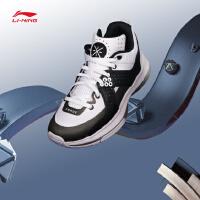 李宁篮球鞋男鞋韦德全城5李宁云减震包裹中帮运动鞋ABAL049