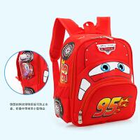 儿童汽车总动员闪电书包男女孩3-4-5-6岁幼儿园可爱小潮2