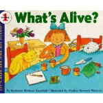 What's Alive? (Let's Read and Find Out) 自然科学启蒙1:什么有生命?ISBN9