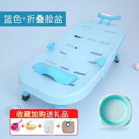 宝宝洗头椅宝宝洗头神器可折叠儿童洗头躺椅小孩家用洗发床防水