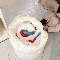 抽气真空压缩袋棉被子收纳袋特大号中号衣物衣服真空袋满送电泵 透明