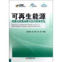 可再生能源规模化发展战略与支持政策研究 王仲颖,等