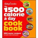 【预订】Betty Crocker The 1500 Calorie a Day Cookbook 978111834