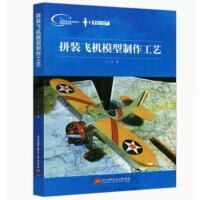 航模制作书全6册 航模制作初步 拼装飞机模型制作工艺 遥控模型滑翔机基础知识 电动模型动力系统配置 微小飞机设计与制作渐