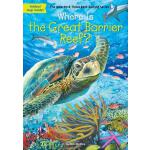 【现货】英文原版 Where is the Great Barrier Reef? 大堡礁在哪儿? who was/i