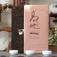 才者 高枕无忧茶砖熟茶 2013年原料勐海陈香普洱茶3000克