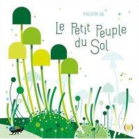 【现货】法语原版 地面上的小小居民 Le petit peuple du sol 儿童艺术立体绘本12P 三岁以上po