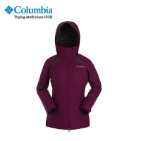 Columbia/哥伦比亚 户外女款防水保暖三合一冲锋衣PL7008
