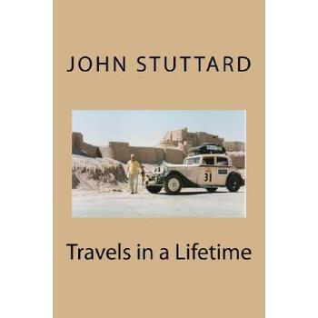 【预订】Travels in a Lifetime (with Illustrations) 美国库房发货,通常付款后3-5周到货!