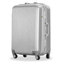 铝框拉杆箱万向轮学生男女行李箱包20登机旅行皮箱密码箱24寸26
