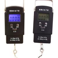 便携式弹簧秤手提电子秤 50kg便携式高精度快递称小秤弹簧秤弹簧秤行李快递秤