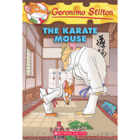 Geronimo Stilton #40: Karate Mouse 老鼠记者40:空手道高手 97805451036