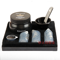 KERASTASE卡诗黑钻凝时护理发膜套装(新款大鱼子酱) 卡诗黑钻凝时护理发膜套装专柜价6800