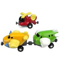 【当当自营】宝乐童儿童惯性玩具车小飞机婴幼儿0-1-3岁益智玩具迷你飞机6807