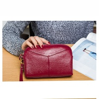 中年女包手拿包妈妈包手机零钱包中老年人买菜手拎小包包婆婆手包SN7298