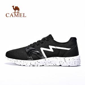 camel骆驼户外男款越野跑鞋 时尚舒适透气运动鞋