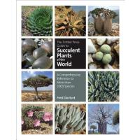 【预订】The Timber Press Guide to Succulent Plants of the World