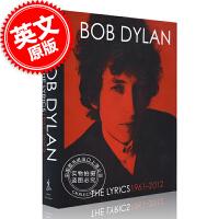 现货 2016年度诺贝尔文学奖 鲍勃迪伦Bob Dylan Lyrics歌词典藏全集,2004年曾发表自传Chroni