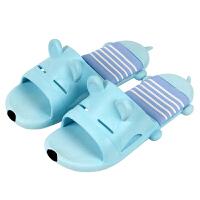 可爱拖鞋女士夏季室内浴室防滑卡通居家居洗澡速干软底凉拖鞋