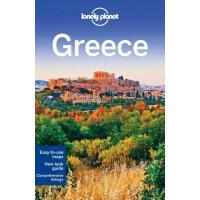 Lonely Planet Greece 孤独星球国家旅行指南:希腊 英文原版
