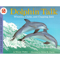 Dolphin Talk (Let's Read and Find Out) 自然科学启蒙2:海豚的语言ISBN978