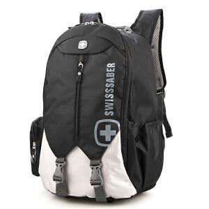 瑞士军刀【可礼品卡支付】双肩包男女 时尚潮流背包 大容量15寸电脑包 出游旅行包 书包 学生包SA1658