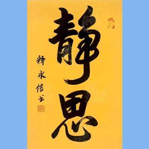 第九十十一十二届全国人大代表,少林寺方丈释永信(静思)