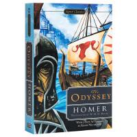 荷马史诗:奥德赛 英文原版 Signet Classics: The Odyssey 进口图书 英文原版书 英文文学 经典文学 荷马史诗
