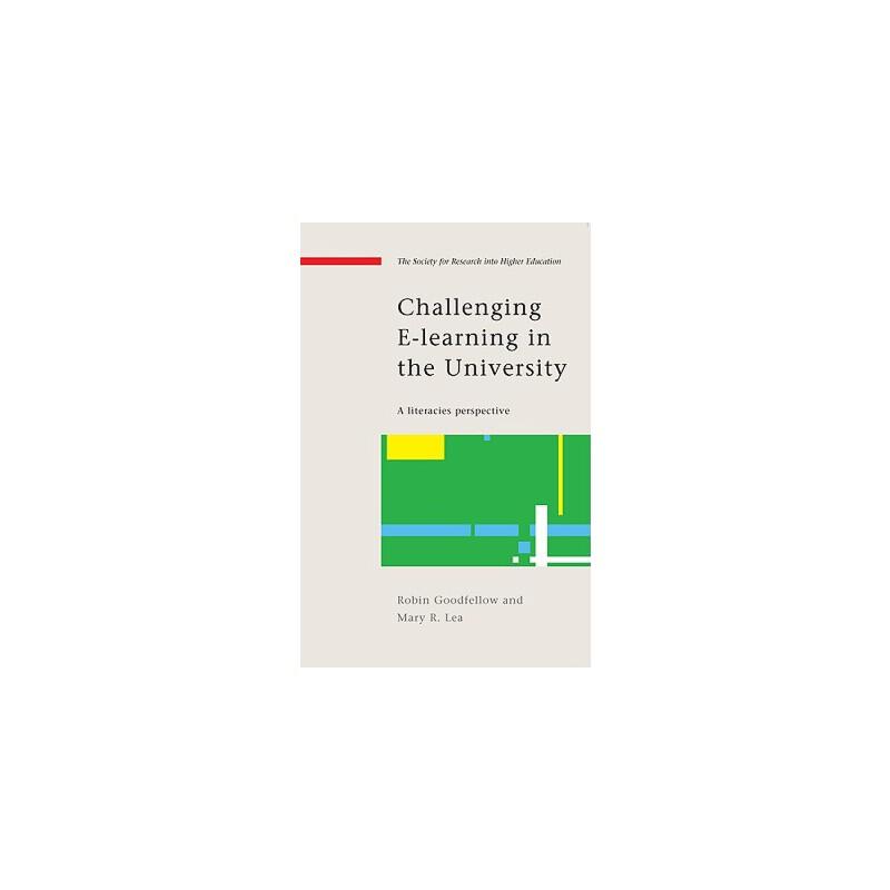 【预订】Challenging E-Learning in the University: A Literacies Perspective 美国库房发货,通常付款后3-5周到货!