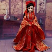 三生三世娃娃白浅白凤九古装扶摇仙女生日礼物新娘娃娃