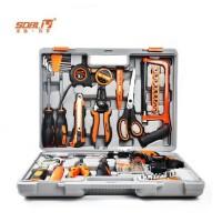 德国圣德保罗 SD-013 家用维修五金工具套装工具箱 82件五金工具组合