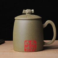 �t兔子(HONGTUZI) 陶瓷故事宜�d原�V紫砂茶杯匠��手工制作�Y盒�b男士�w杯�k公�伪�