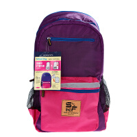 国誉(KOKUYO)SBN01V书包 中小学生减负书包/双肩背包 紫(附带防雨套)当当自营