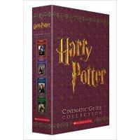 [现货]Harry Potter Cinematic Guide 哈利波特电影指南 收藏套装