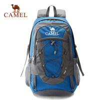骆驼户外登山包 30L野营徒步旅行运动双肩背包 耐磨防泼水多功能