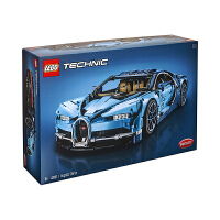 LEGO乐高积木 机械组Technic系列 42083 布加迪 Bugatti Chiron 玩具礼物