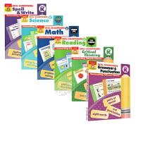 【中商原版】Skill Sharpeners技能铅笔刀系列幼儿园级5册 英文原版 Grade K