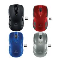Logitech/罗技 M545无线激光鼠标 M525升级版 棘齿双轴滚轮 多色可选 全国联保 全新盒装正品