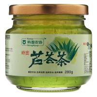 【春播】韩国农协蜂蜜芦荟茶280g