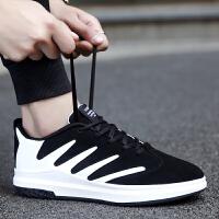DAZED CONFUSED男鞋系带休闲鞋韩版四季小白鞋透气百搭户外运动男士板鞋