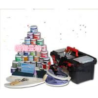 马利1100水粉颜料51件36色水粉套装工具箱画笔调色盒