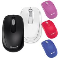 Microsoft/微软 无线便携鼠标1000 Nano接收器 2.4G无线 全新盒装正品行货