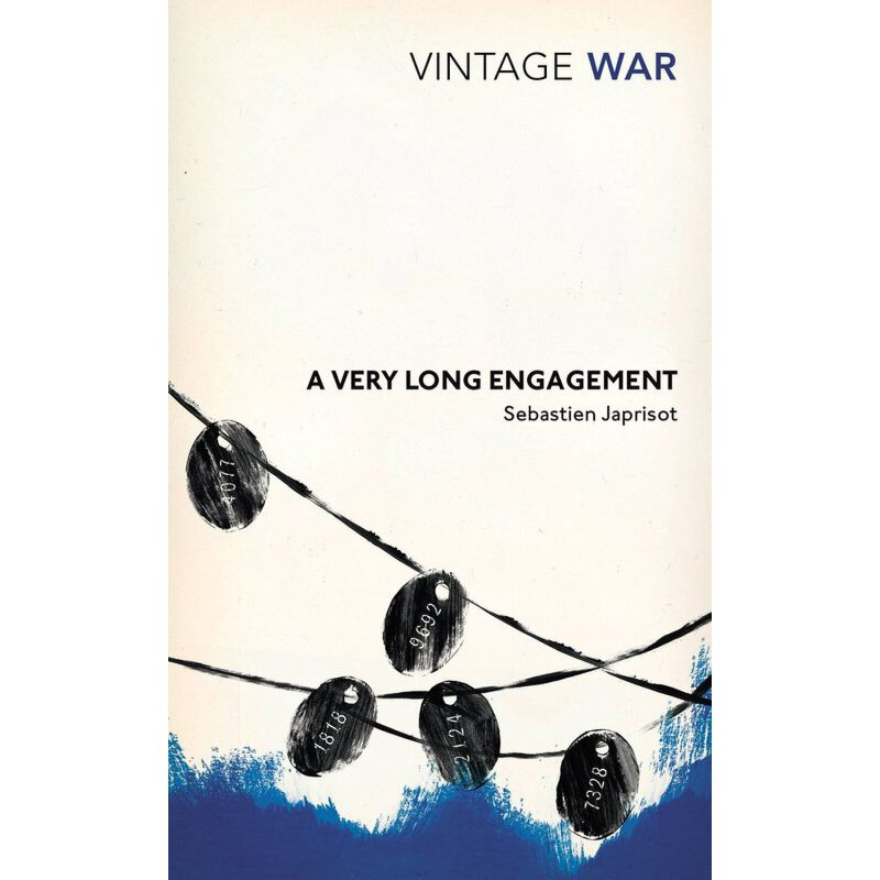 英文原版 Vintage War Classics: A Very Long Engagement  漫长的婚约
