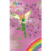 Rainbow Magic: The Dance Fairies 51: Jade The Disco Fairy 彩虹仙子#51:舞蹈仙子9781846164910