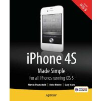 iPhone 4S Made Simple: For iPhone 4S and Other iOS 5-Enable