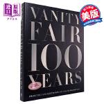 【中商原版】名利场100周年 从爵士时代到我们的时代 英文原版 Vanity Fair 100 Years(精) Gr