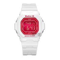 卡西欧(CASIO)BABY-G系列运动休闲电子功能女士手表BG-5601-1D/BG-5601-4D/BG-5601-7D
