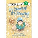 It's Snowing! It's Snowing!下雪了!下雪了!(I Can Read,Level 3)